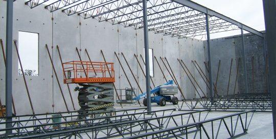 Tilt-Up Concrete Construction Victoria BC